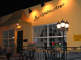 Le Montmartre French Restaurant Toronto On 416 630 3804